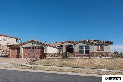 Reno, Sparks, Carson City, Gardnerville Single Family Home Active/Pending-Loan: 1800 Graysburg Dr.