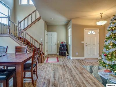 Sparks Single Family Home Active/Pending-Loan: 2450 Ivory Ann
