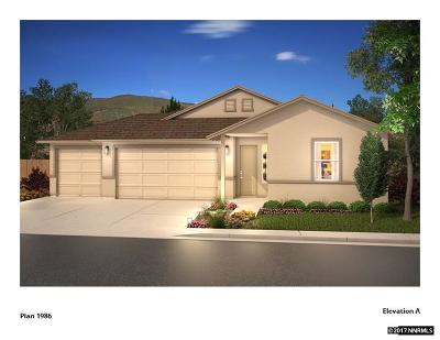 Single Family Home Active/Pending-Loan: 8525 Spearhead Way