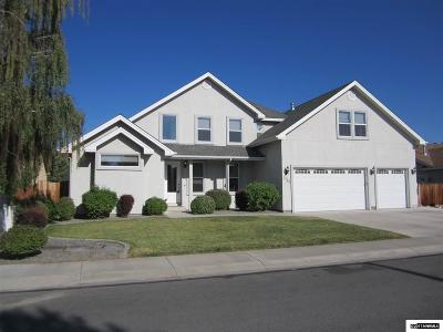 Carson City Single Family Home For Sale: 1768 Empire Ranch