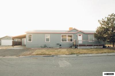 Reno Manufactured Home Back On Market: 7661 Lytton