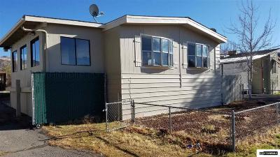 Reno Manufactured Home Active/Pending-Loan: 16005 Rhyolite Circle