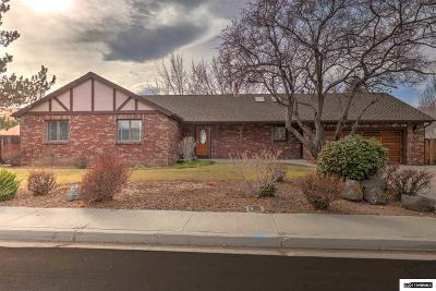 Minden Single Family Home Active/Pending-House: 1632 Belarra Dr