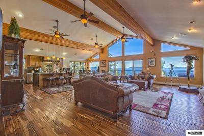 Zephyr Cove NV Single Family Home For Sale: $2,595,000