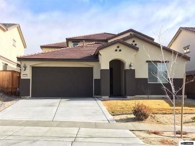 Reno Single Family Home For Sale: 1650 Samantha Crest Trail