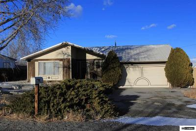 Yerington Single Family Home Active/Pending-Call: 36 Bluestone Avenue