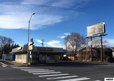 Reno Commercial Active/Pending-Call: 25 La Rue Avenue