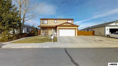 Sun Valley Single Family Home Active/Pending-Loan: 715 Strauss Ct
