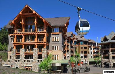 Truckee, Soda Springs, Carnelian Bay, Olympic Valley Condo/Townhouse For Sale: 7001 Northstar Dr #301