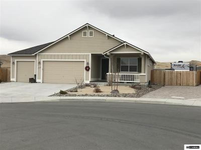 Sparks Single Family Home Active/Pending-Loan: 4785 Cosumnes Ct