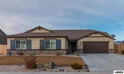 Dayton Single Family Home Active/Pending-House: 132 Carson River Lane
