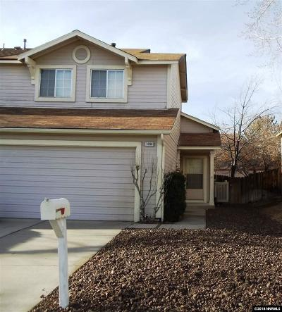 Sparks Single Family Home Active/Pending-House: 1696 Chatterley Lane