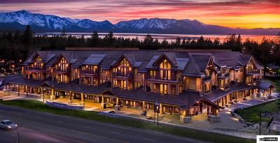 South Lake Tahoe CA Condo/Townhouse For Sale: $1,350,000