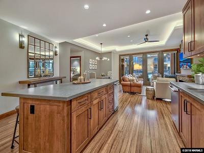 South Lake Tahoe CA Condo/Townhouse For Sale: $1,450,000