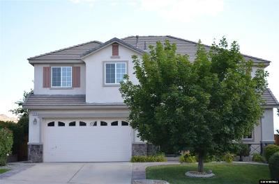 Sparks Single Family Home For Sale: 2529 Anqua