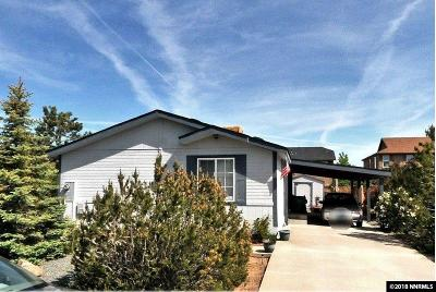 Reno Manufactured Home For Sale: 1317 Lynx Street