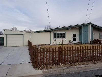 Reno Condo/Townhouse Active/Pending-Loan: 13502 Mount Shasta