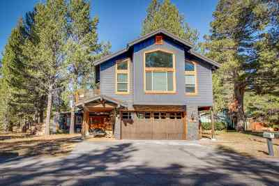 South Lake Tahoe CA Single Family Home For Sale: $979,000