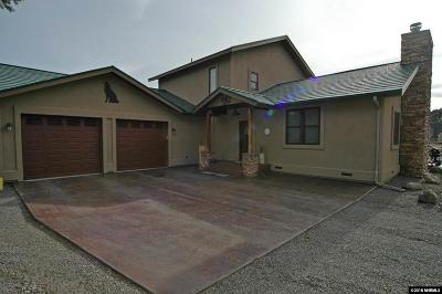 Gardnerville Single Family Home For Sale: 921 Stoen Court