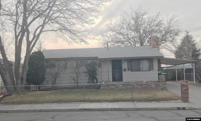 Sparks Single Family Home Price Reduced: 61 Sheridan
