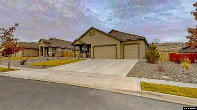 Sparks Single Family Home Active/Pending-Loan: 6760 Voyage Drive