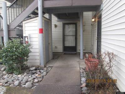 Sparks Condo/Townhouse Active/Pending-Loan: 2323 Roundhouse