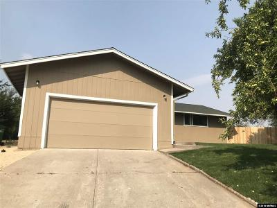 Reno Single Family Home For Sale: 3740 Piccadilly Ct