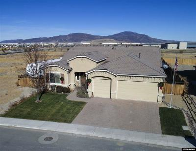 Fernley NV Single Family Home For Sale: $400,000