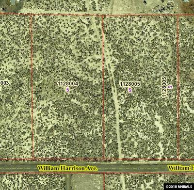 Residential Lots & Land For Sale: 1545 William Harrison