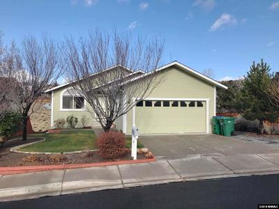 Reno Single Family Home For Sale: 3391 Adler