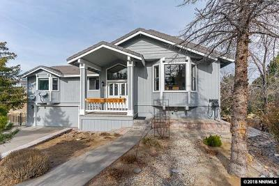 Reno, Sparks, Carson City, Gardnerville Single Family Home Active/Pending-Call: 4266 Whistlewood Court