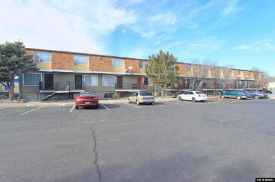Reno Condo/Townhouse Active/Pending-Loan: 1412 E 9th Street #14