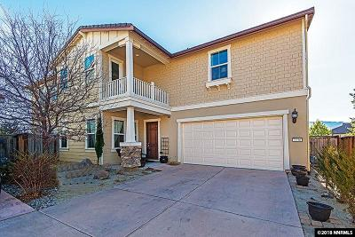 Reno Single Family Home Active/Pending-Loan: 2230 Heavenly View Trl #Reno