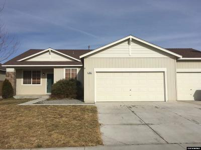 Fernley NV Single Family Home Active/Pending-Loan: $259,000