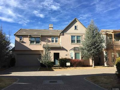 Reno Single Family Home Active/Pending-Loan: 1633 Sawtooth Trail