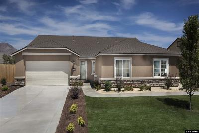 Carson City Single Family Home Active/Pending-Call: 6507 Copper Mountain Drive