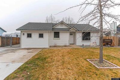 Sparks Single Family Home Active/Pending-Loan: 6990 Sunkist Dr.