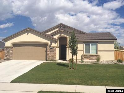 Sparks Single Family Home For Sale: 3918 Moon Vista Dr