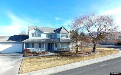 Winnemucca Single Family Home For Sale: 4153 Broken Hill Road