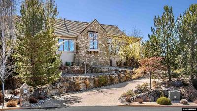 Reno Single Family Home For Sale: 50 Lonepine Ct.
