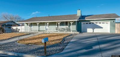 Carson City NV Single Family Home Active/Pending-Loan: $295,500
