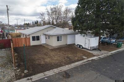 Reno Single Family Home Active/Pending-Call: 1700 Sterling Way