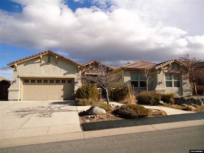 Reno, Sparks, Carson City, Gardnerville Single Family Home For Sale: 529 Spirit Ridge Court
