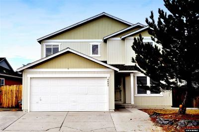 Reno Single Family Home Active/Pending-Loan: 9693 Canyon Meadows Drive