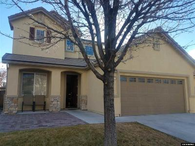 Sparks Single Family Home For Sale: 3657 Perseus Dr.