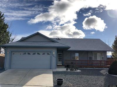 Carson City NV Single Family Home New: $335,000