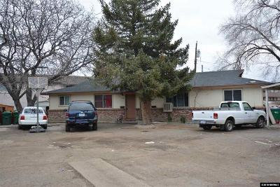 Reno Multi Family Home For Sale: 3570 & 3572 Neil Rd