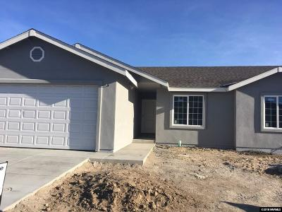 Fernley Single Family Home For Sale: 1310 Shadow Lane