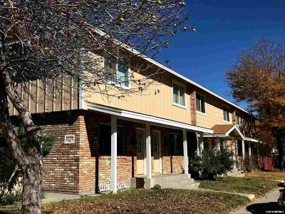 Carson City Multi Family Home Active/Pending-Call: 210 David Street