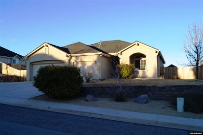 Sparks Single Family Home Active/Pending-Loan: 1217 Saxon